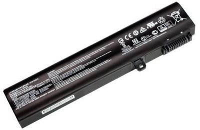 New 3834mAh/41.40Wh 10.8V BTY-M6H laptop battery for MSI GE62 GE72 GP62 PE60 PE70 High Quality