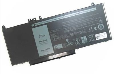 New 6MT4T G5M10 8V5GX 7V69V battery for Dell Latitude E5450 E5550 E5570 Notebook 15.6 62Wh High Quality