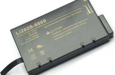 New LI202S-6600 98980314463-1 battery for Philips VS2/VM4/VM6/VM8/VM3 VS3 V24E High Quality