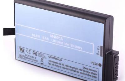 New 6.0Ah 10.8V M4605A 989803135861 battery for Philips MP20 MP30 MP40 MP50 MP70 MP90 M8001A M8002A High Quality