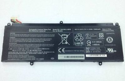 New 3560mAh/41Wh 11.1V PA5190U-1BRS battery for Toshiba Satellite P35W-B Series High Quality