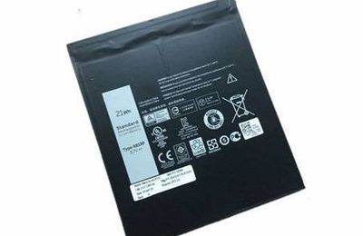 New K81RP 05PD40 V87840-16D battery for Dell Venue 8 7840 WIFI 16GB venue 8 7000(7840) High Quality