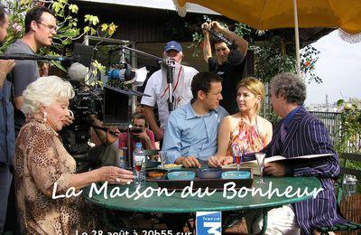 La Maison du Bonheur sur France 3 Lundi 28 août 2017 à 20:55