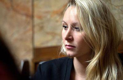 Marion Maréchal Le Pen délivré un message