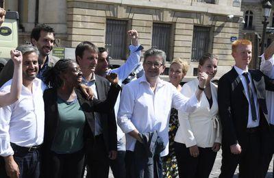 Assemblée nationale : N'en faites qu'à votre tête, conseille Jean-Luc Mélenchon à son groupe des Insoumis