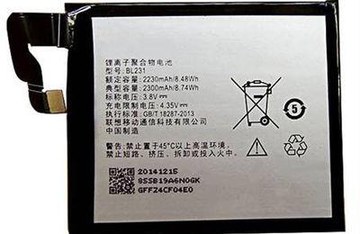 Nuovo 3000mAh BL231 Batteria Compatibile per Lenovo Vibe X2 X2-TO X2-CU Prezzi bassi