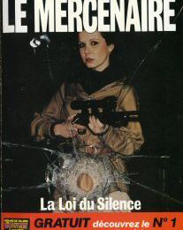 LE MERCENAIRE - LA LOI DU SILENCE d'Axel Kilgore (Jerry Ahern)