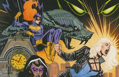 BATGIRL AND THE BIRDS OF PREY - Qui est Oracle?