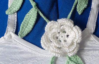 colliers au crochet