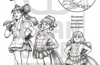 Gran Gaudi #08 extraits : ëlsass girls