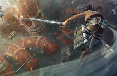 Attack On Titan Saison 2 Episode 6