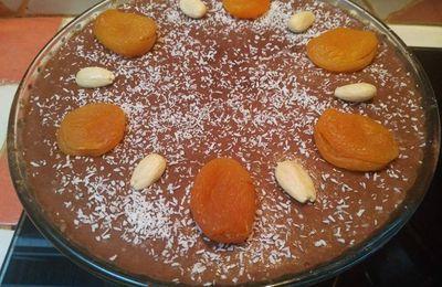 Gâteau Végan et sans gluten