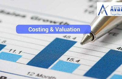 Costing and Valuation Services By Avante Business Solutions