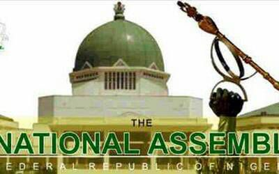 Acknowledging NATIONAL ASSEMBLY being emblem of Nigeria