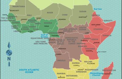 Africa: A Theatre of Absurd
