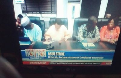 Just In: ASUU Suspends Strike with Concomitant Conditions