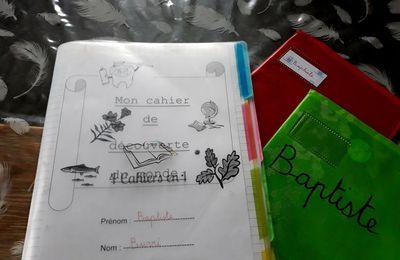 Le début de mon CP , j'ai des petits trucs en plus qui m'embête mais j'y travaille
