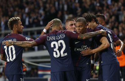 PARIS SG - BAYERN MUNICH : 3 - 0 (Champion's League - J_02)
