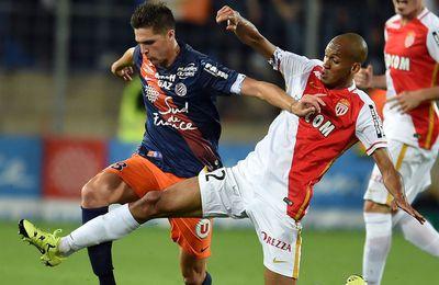 AS MONACO - MONTPELLIER HSC : 1 - 0 (Ligue 1 - J_08)