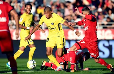 DIJON FCO - PARIS SG : 0 - 0 (Ligue 1 - J_09)