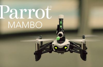 The New Parrot Mambo – The Ultimate Racing Drone For Beginners