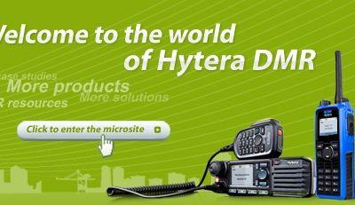 Digital Mobile Radio – a Professionals' Choice