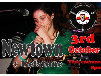 Newtown + Kelstone @ Rock Classic - 03/10/2013
