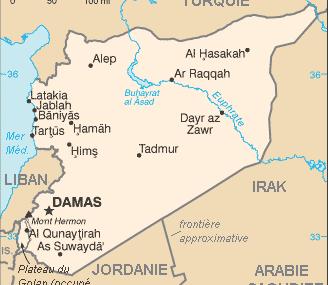 Proposition pour arrêter le massacre en Syrie (rêve)