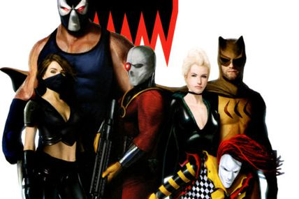 Secret Six ou la team de badass