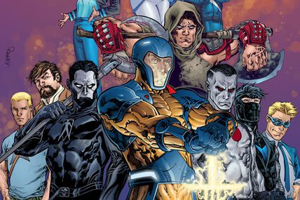 VALIANT l'outsider des comics