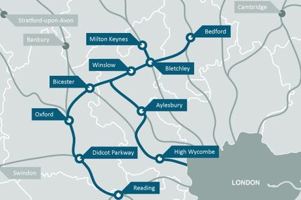 East West Rail Link Announced