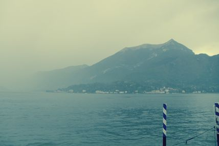 Travelling to Lago di Como (under and after the rain)