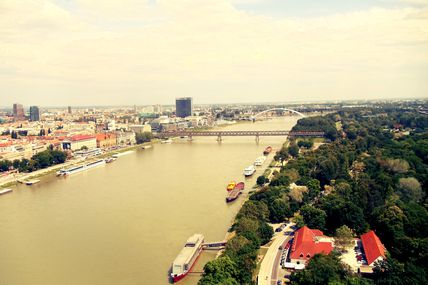 Travelling to Bratislava - May 2012 (Part 2)