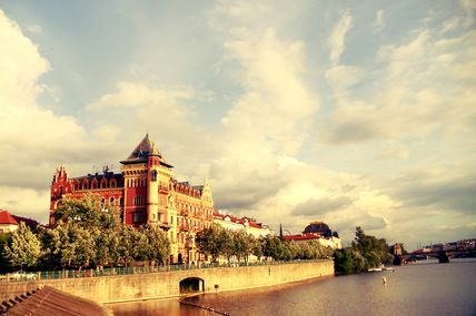 Travelling to Praha - May 2012 (Part 2)