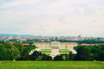 Travelling to Vienna - May 2013 (Part 1)