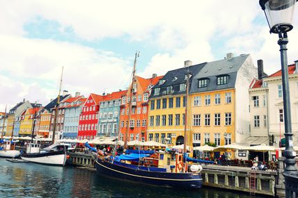 Travelling to Copenhagen- June 2013 (Part 1)