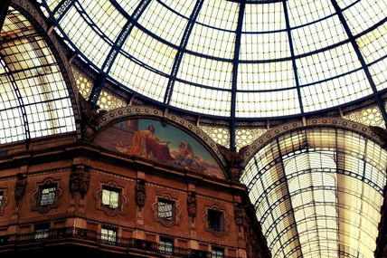 Travelling to Milan - April 2012