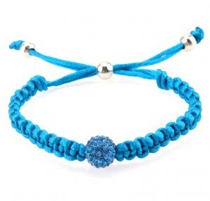 Adjustable Braided Cord Bracelets