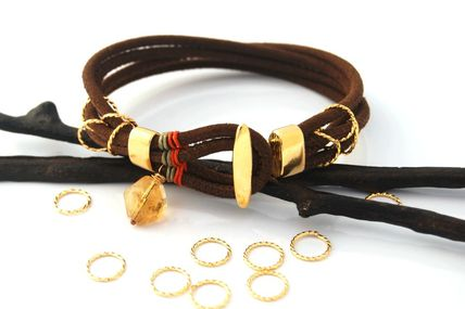 Tips On How To Make A Charm Leather Bracelet