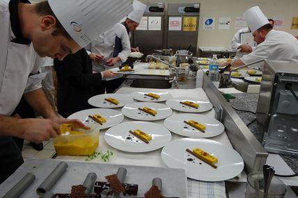 Metz Lycée Raymond Mondon : 39e édition du Championnat de France du Dessert