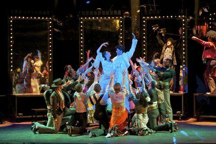 Opéra-Théâtre de Metz Métropole : La Belle de Cadix les 15, 16 et 17 mars 2013
