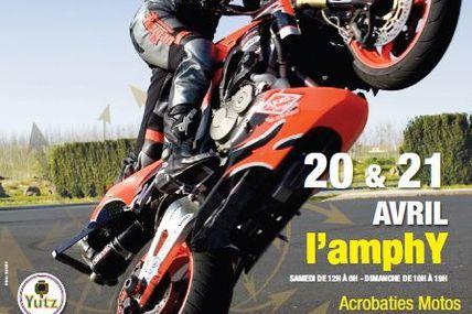 Yutz : Salon de la Moto les 20 et 21 Avril 2013