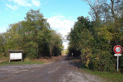 Communauté de Communes du Vernois : Aménagement du Bois de l'Hôpital