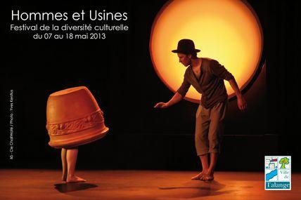 Talange : Hommes et Usines du 7 au 18 mai 2013