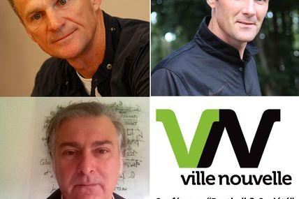 """Metz Association messine Ville Nouvelle conférence """"Football & Société"""" le 14 novembre 2013"""