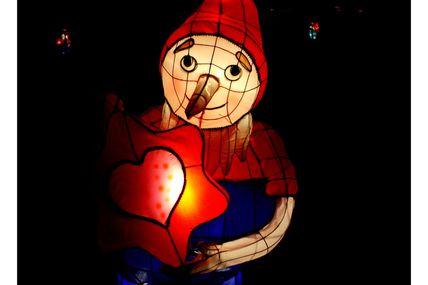 Ouverture du Sentier des Lanternes de Noël à Metz jusqu'au 30 décembre