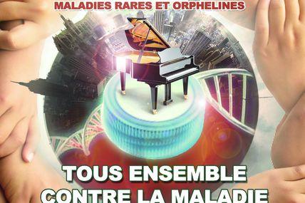 Metz la scène - Maladie d'Ehlers Danlos le 1er mars