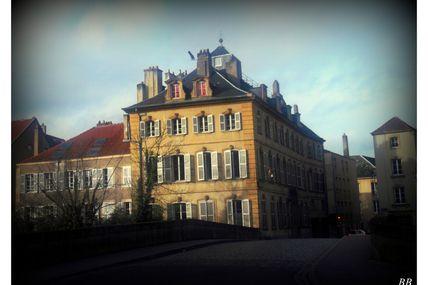 Météo du jour sur Metz