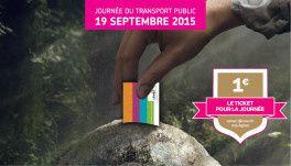 Metz Métropole LE MET' Journée du Transport Public le samedi 19 septembre 2015