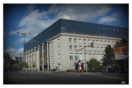 Metz Ville Nouvelle réunion publique  (ZAC) de Bon Secours le mercredi 23 septembre 2015